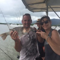 Mangrove Jack - Cairns Fishing