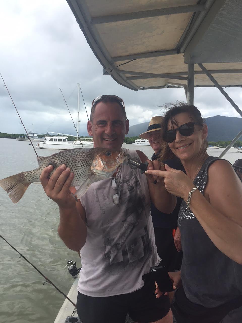 Mangrove Jack - Cairns Fishing