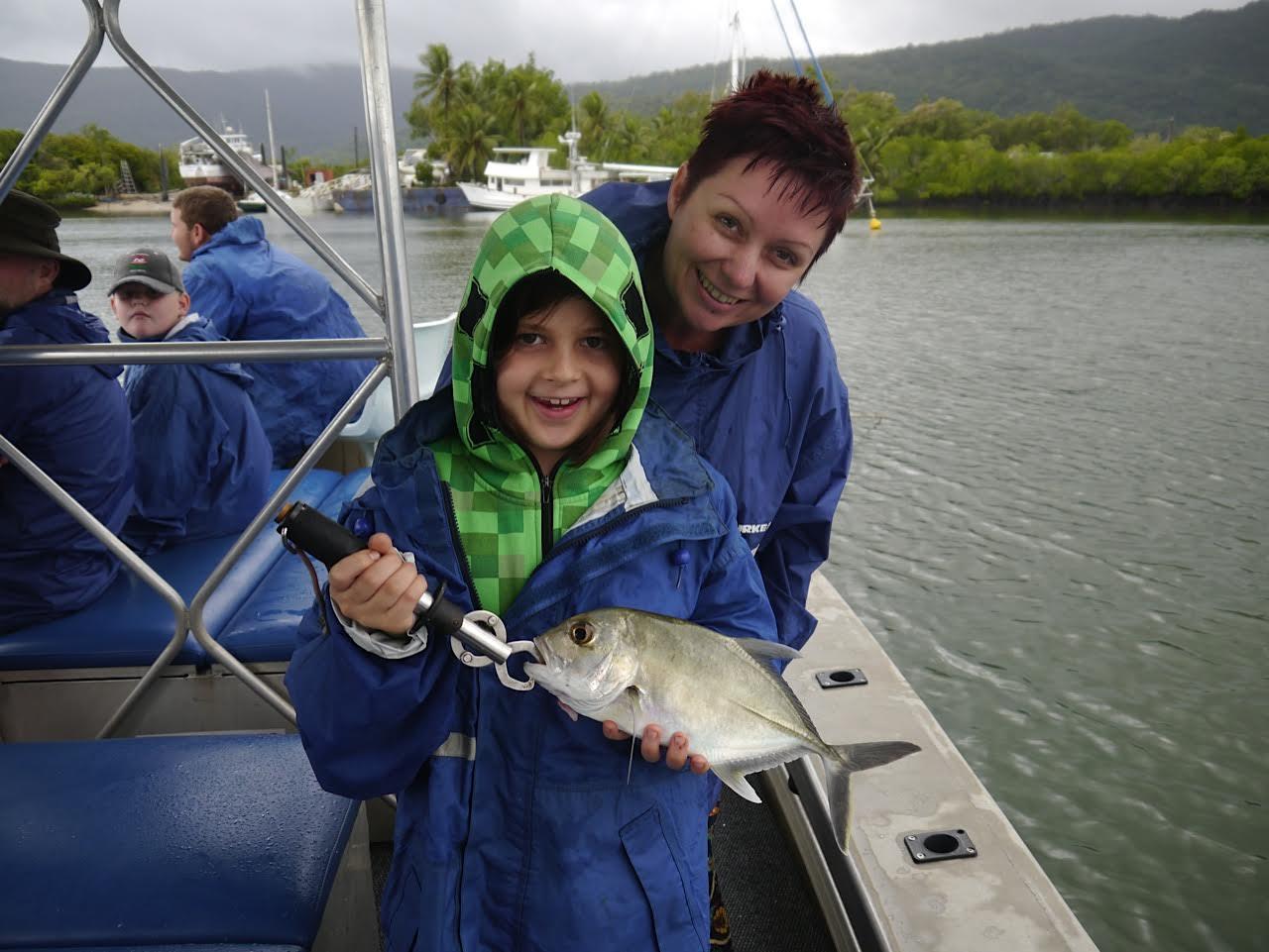 Rainy Day Fishing