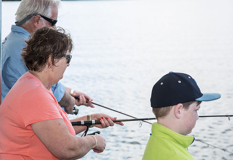Family Fishing Charter in Cairns