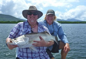 Cairns Charter Fishing Barramundi