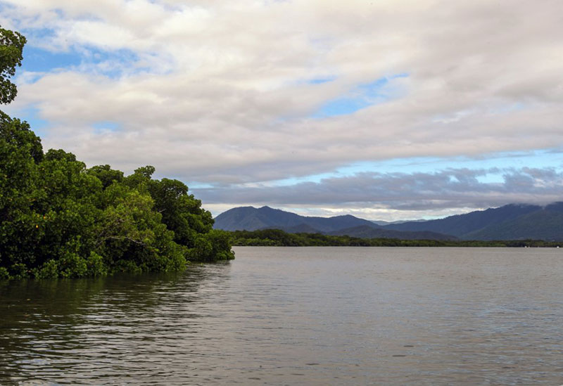 Trinity Inlet Eastury Cairns