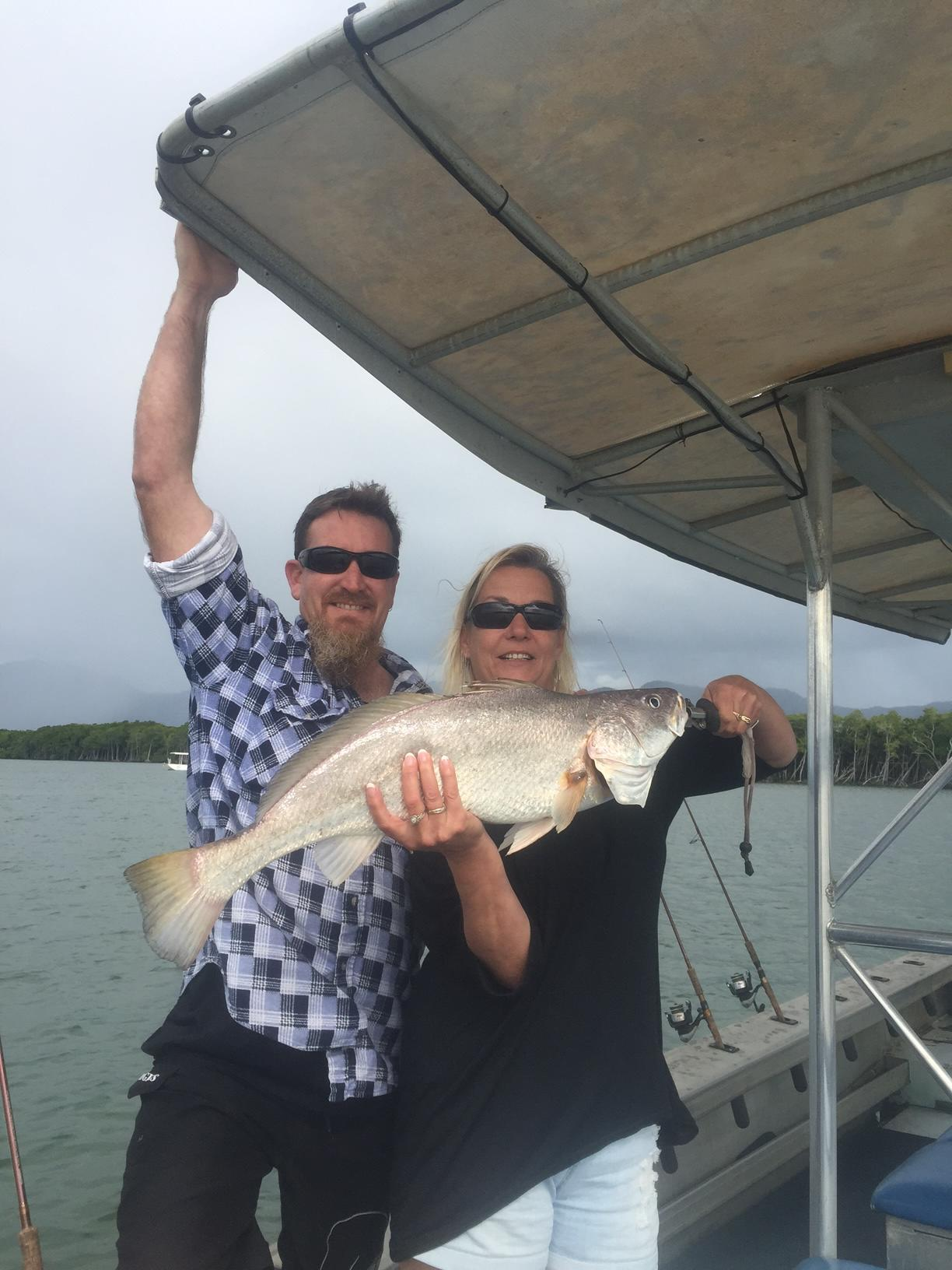 Late August Fishing Report