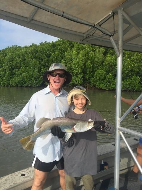 September 2016 Fishing Report